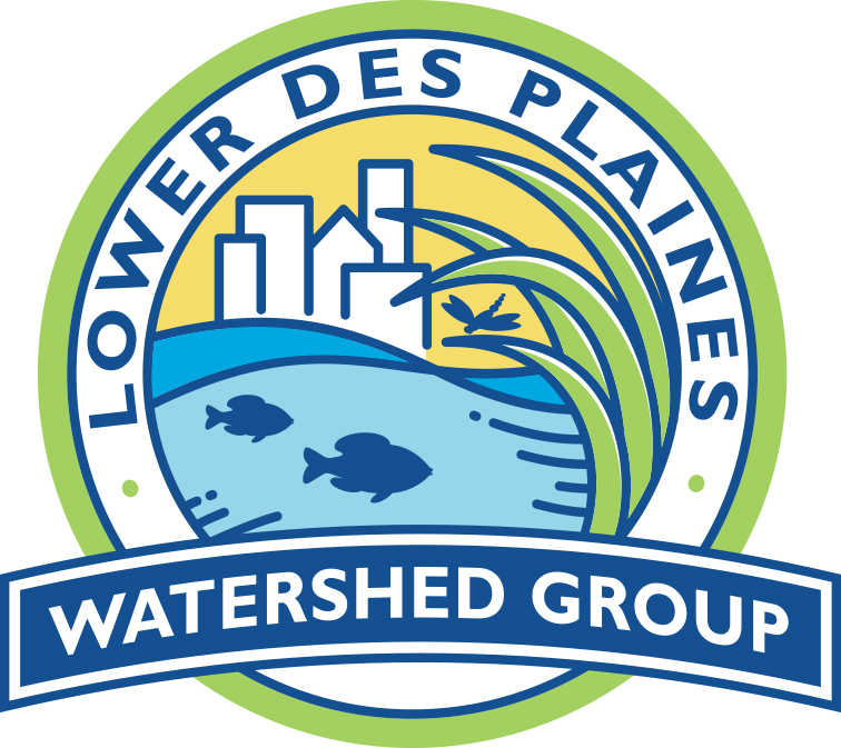 Lower Des Plaines Watershed Group Logo
