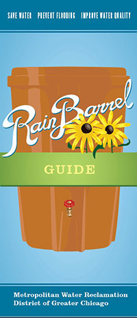 Rain Barrel Brochure