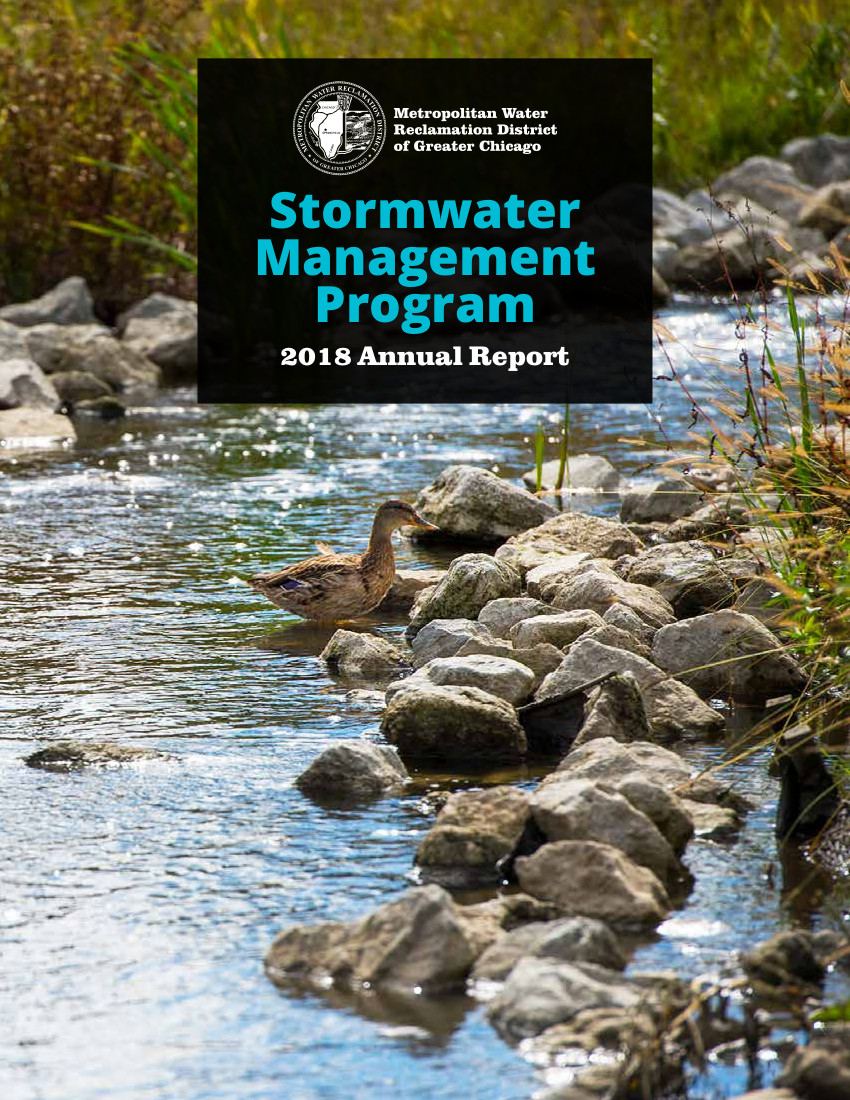 Stormwater Management 2018 Annual Report